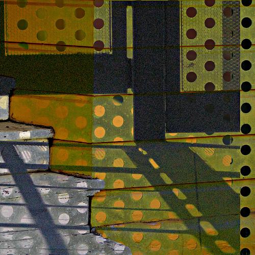 Polka Dot Urban Quilt